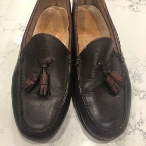 Men's Frye Tassle Loafers Size 10.5